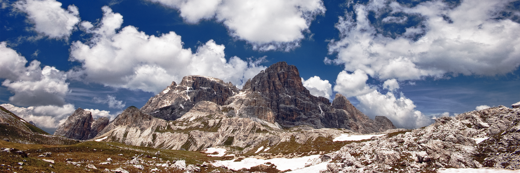 Around Tre Cime